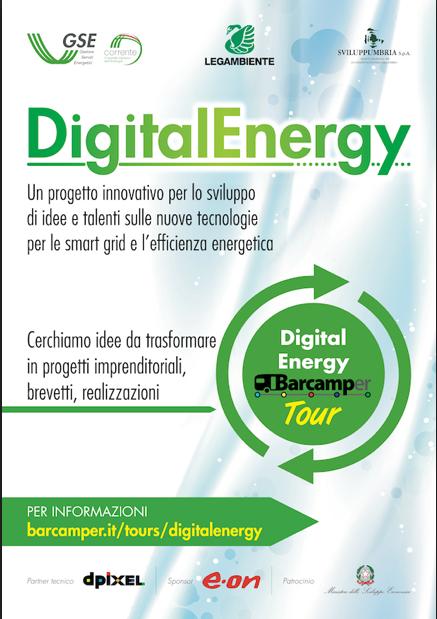 LI-DI-VI-DO presentato al Digital Energy